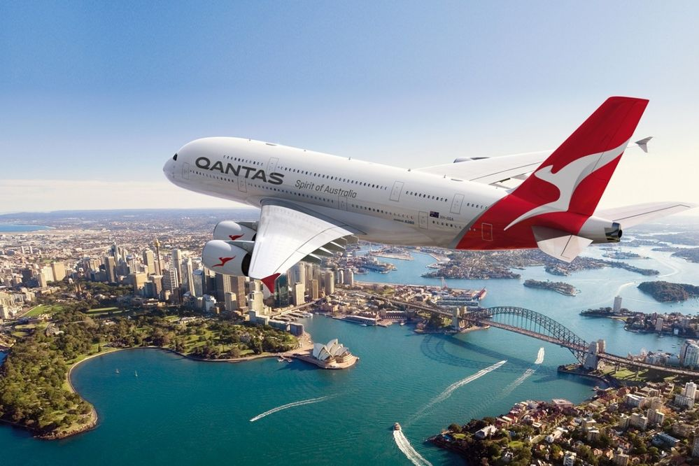 Founded in 1920, Qantas is the flag carrier of Australia and a founding member of the Oneworld airline alliance. Qantas is now Australia's largest domestic and international airline.