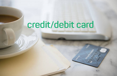 Auto-Pay with your credit/debit card is the most convenient way